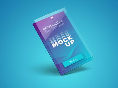 Premium mobile application UI design & development