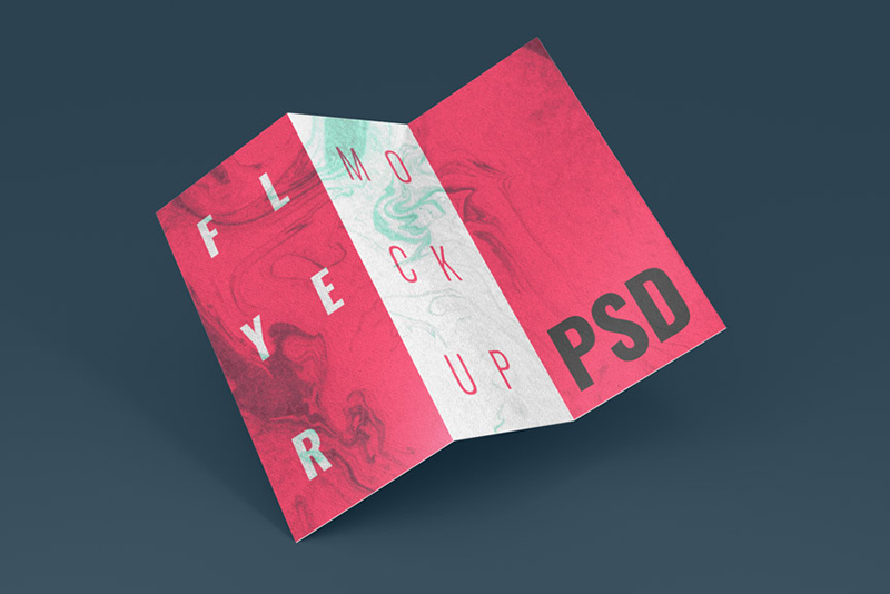 Eye-catching business print-ready flyer design