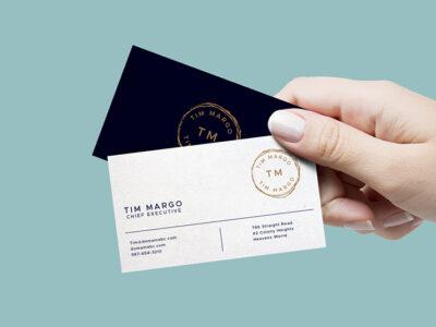 Creative & professional business card design