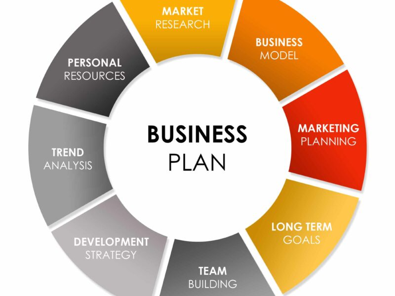 I will prepare a comprehensive business plan for startup, loans and investors